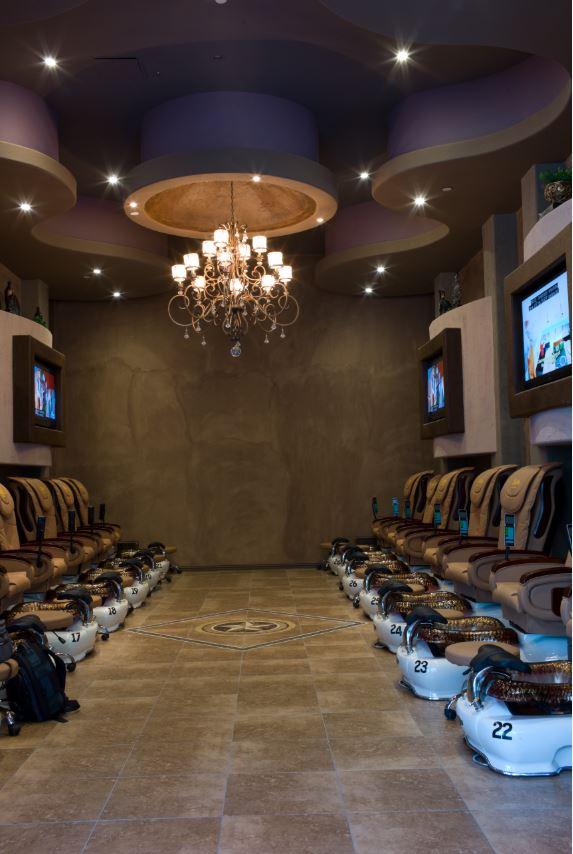 Caesar's Nails & Spa - Top 1 Nail Salon in North Burnet Austin TX 78758